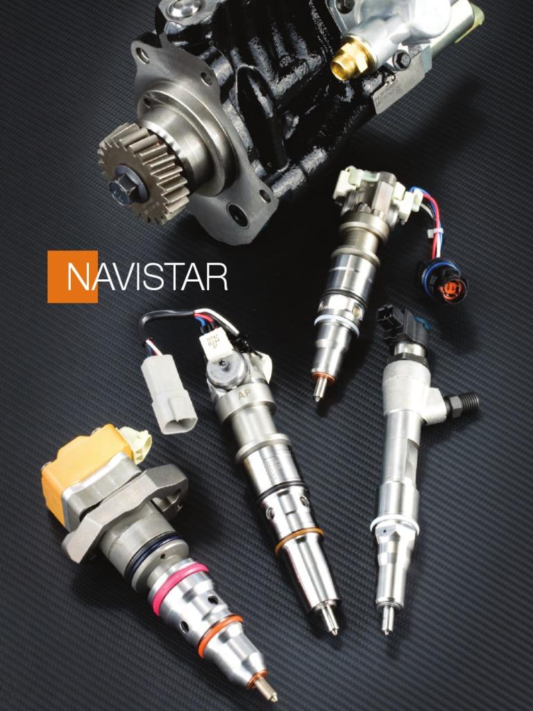 Navi Star Powerstroke Diesel Engine Parts