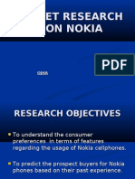 NOKIA Researched