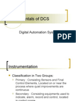 Fundamentals of DCS