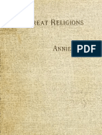 (1897) Four Great Religions