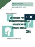 CPA Para La Señalización de Unidades Médicas 2006