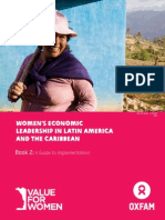 Women's Economic Leadership in LAC Book 2