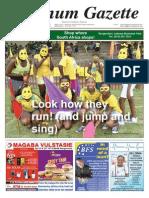 Platinum Gazette 30 January 2015