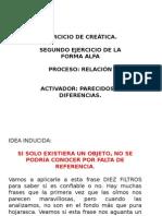 Ejercicio Creatica Alfa.