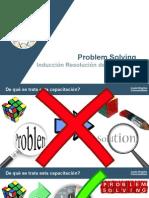 Problem Solving Inducción