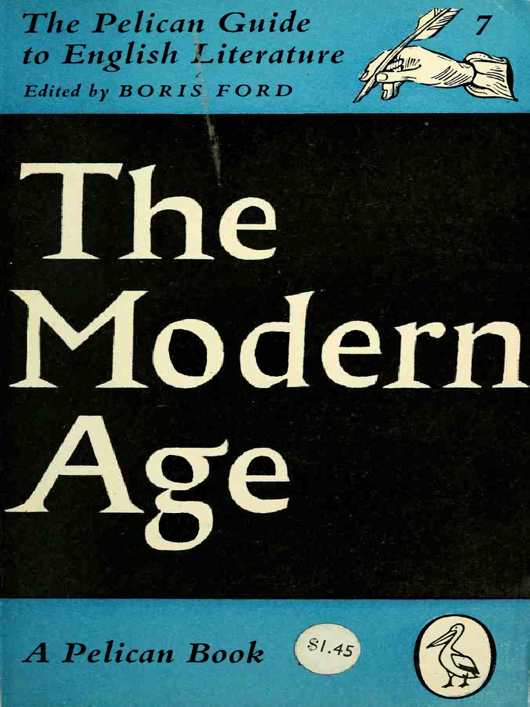 The Pelican Guide to English Literature - The Modern Age | Id | Positivism