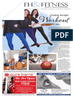 January 2015 Health & Fitness - North/South Edition