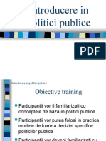 politici publice definitii