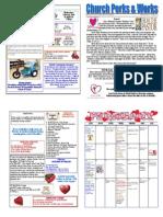Feb 2015 Newsletter