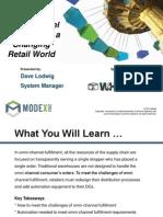 W&H Systems Omni Channel MODEX Presentation