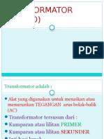 TRASFORMATOR (TRAFO).pptx