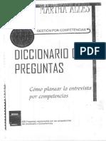 Diccionario de Alles