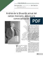 Análisis de La Situación Actual Del Campo Mexicano