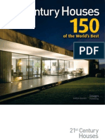 21st Century Houses 150 of the World's Best