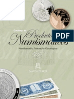 Productos Numismaticos- Banco de Mexico