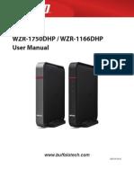buffalo WZR1750Manual En