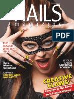 Nails Magazine - January 2015 USA
