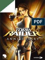 Tomb Raider - Anniversary - Manual - PC