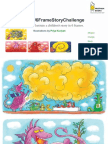 Priya Kuriyan's Illustrations for the #6FrameStoryChallenge