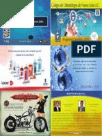 Programa Científico 2015 Colegio de Odontólogos de Nuevo León AC