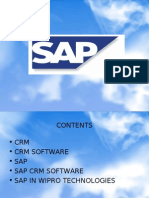 Contents • Crm • Crm Software •