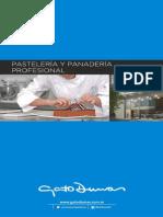Pasteleria y Panaderia Profesional