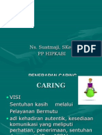 Penerapan Caring
