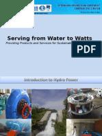 Hydrolink PPT