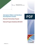EPP National Program Guidelines