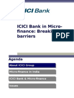 ICICI Case Study Beginning