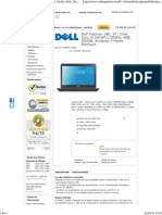 DELL Inspiron14 Caracteristicas RED