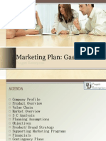 Marketing Plan:GasReader