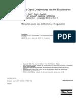 Manual Compresor Atlas Copco Vds37_español