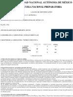 Program Bachillerato Musica