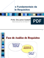 Aula 1 - Princípios Fundamentais Da Análise de Requisitos