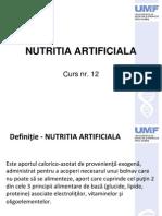Nutriția Artificială