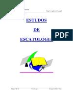 Estudo de Escatologia