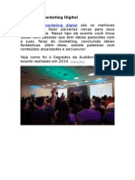 Evento de Marketing Digital