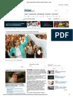 28-01-15 Confían líderes del PRI en talento de Claudia Pavlovich - Sonora