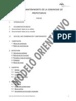 libro de mantenimiento de la comunidad de propietarios.pdf