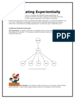 facilitating experientially