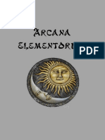 Arcana Elementorum