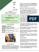 Moraga Rotary Newsletter- Jan 27 2015