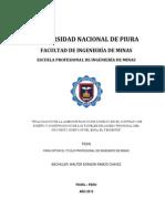 Gestion Operacional de contratos EPC