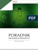 Jóźwiak Karol - Poradnik Bioenergoterapeuty