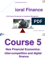 5 PsiFinance Behavioral Finance Course Mitroi 2015