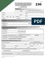 Formular 230 2015 ATR
