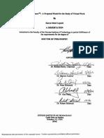 Virtual Distance - PhD Disertation