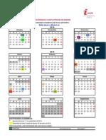 Calendario Académico_ 2014_2015