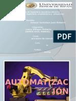 Automatizacion Cueva